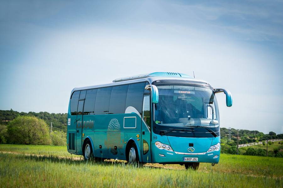 Autobuses y autocares sostenibles