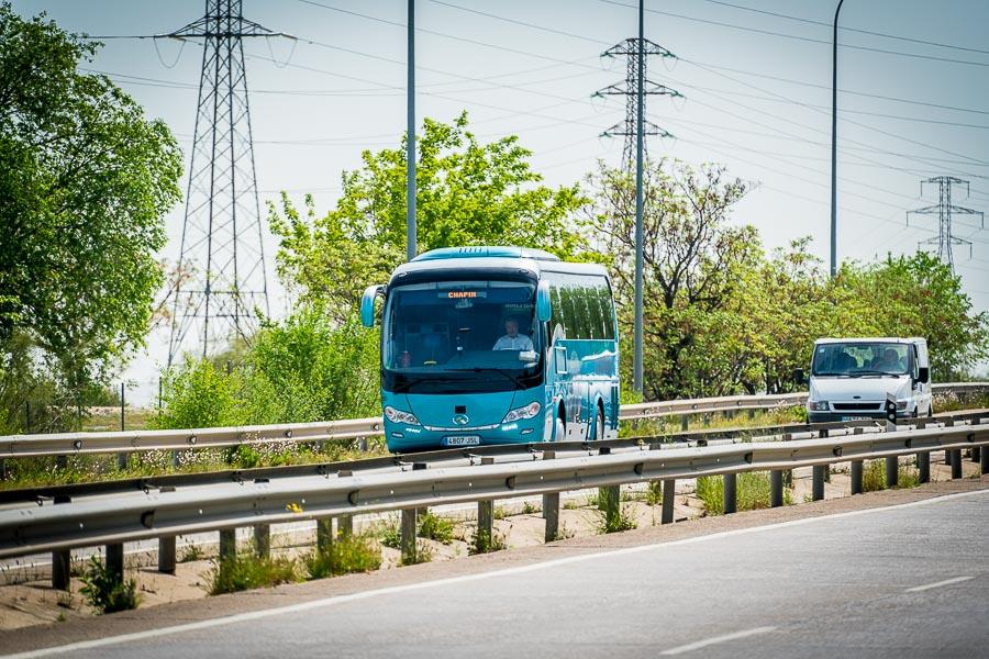 Autocares y Autobuses Madrid