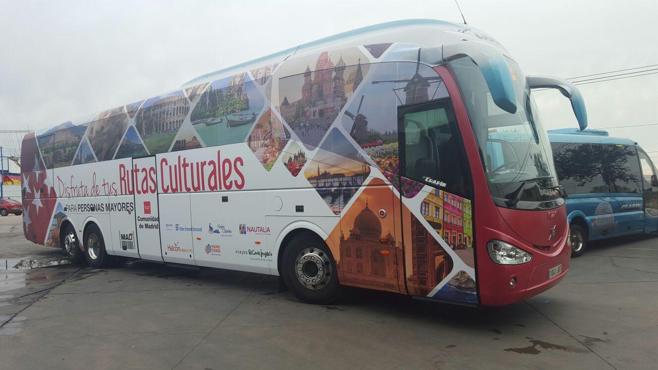 Autocares para Grupos Culturales