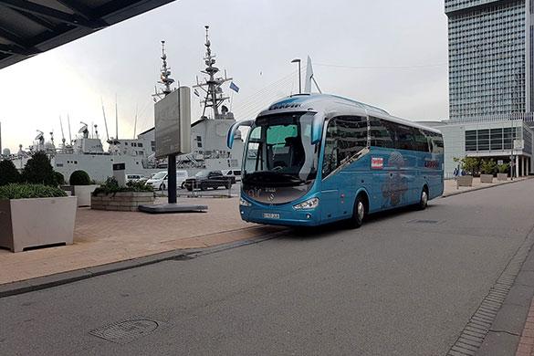Transfer aeropuertos estaciones y hoteles