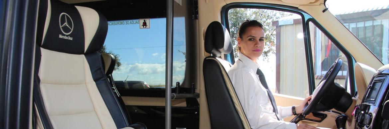 Grupo Chapín, transporte de empresas