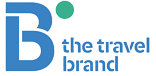 Logo B de Travel Brand