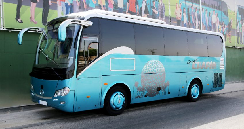 Autobús 34 plazas