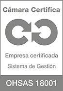 Certificado cámara de Madrid T175610