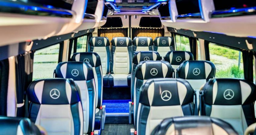 El transporte para empresa marca la diferencia