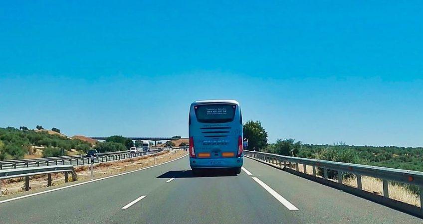 En el Grupo Chapín trabajamos por la seguridad en los autobuses