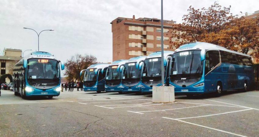 Los beneficios del trasporte para empleados en Madrid