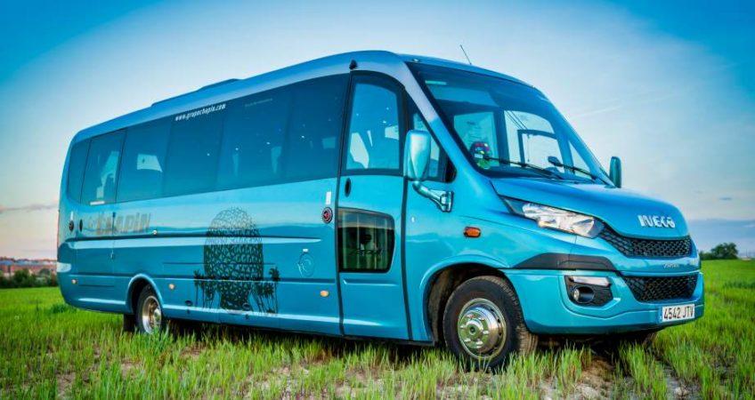 Viajar en autobús mejora la sostenibilidad del planeta