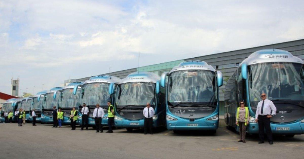 El sector del transporte en autocar quiere ser parte de la recuperación