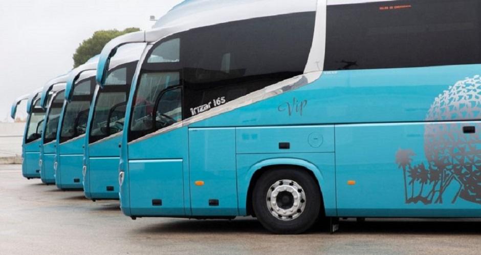 La circulación del aire un seguro preventivo en los viajes en autocar en el Grupo Chapín