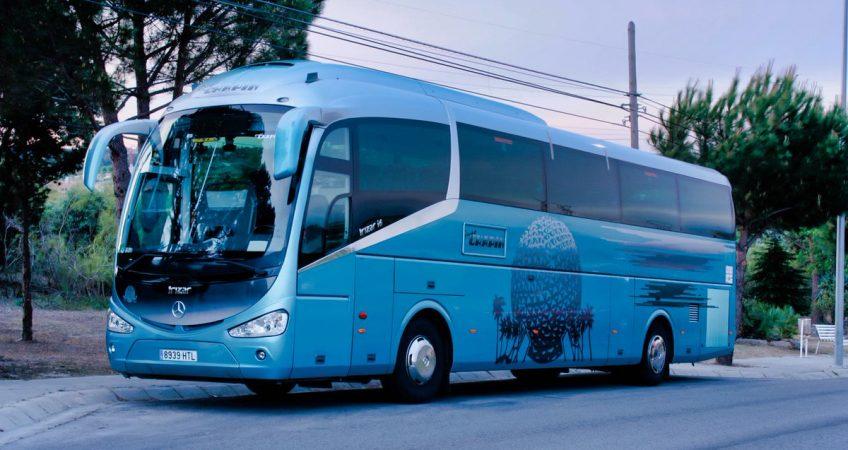 Sostenibilidad y nuevas tecnologías en el transporte en autocar con el Grupo Chapín