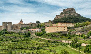 Morella uno de los tesoros de Castellón