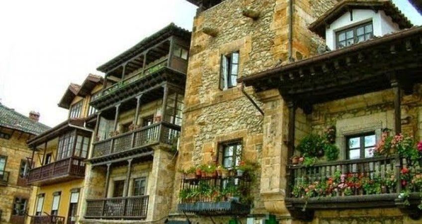 Comillas un rincón precioso en la costa de Cantabria