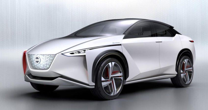Nissan presenta un crossover eléctrico