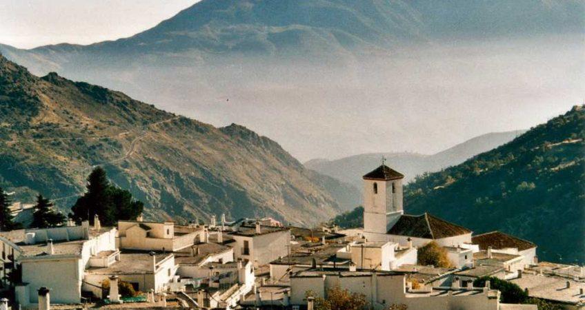 Hoy vamos a Capileira en Granada