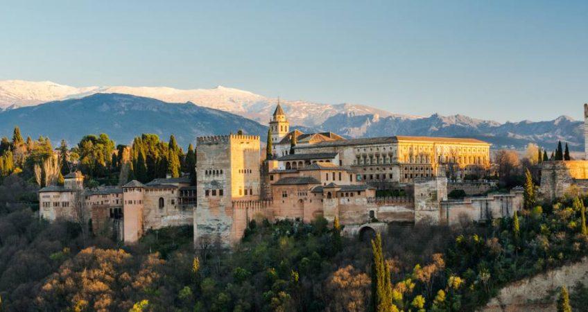 Hoy vamos a Granada