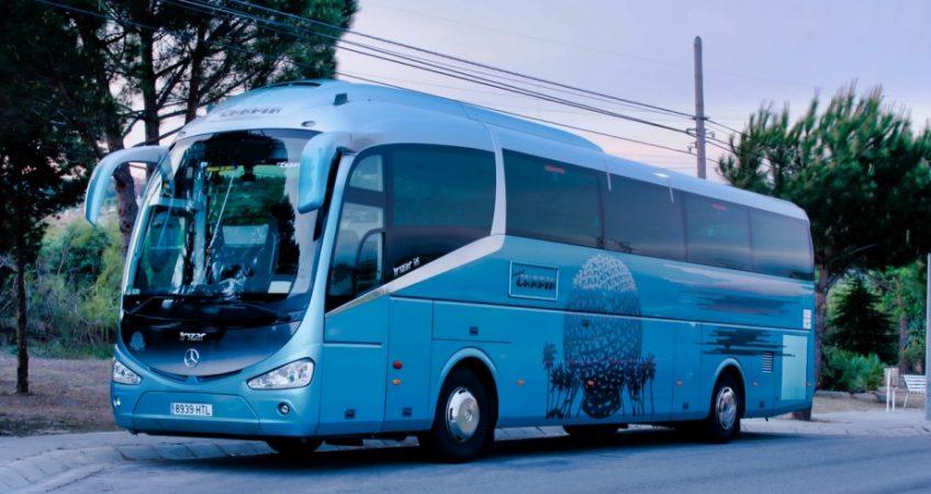 El Alquiler de autobuses mejora la sostenibilidad del planeta