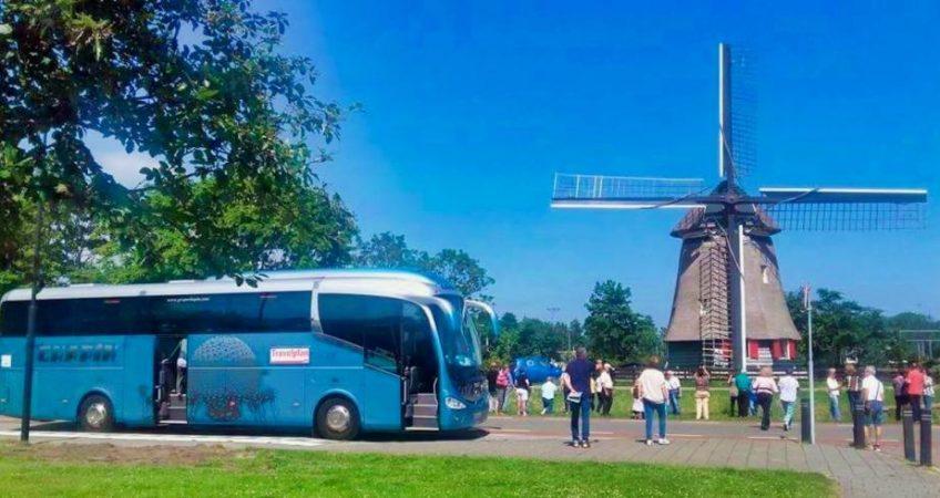 Rincones mágicos de Holanda con el Grupo Chapín