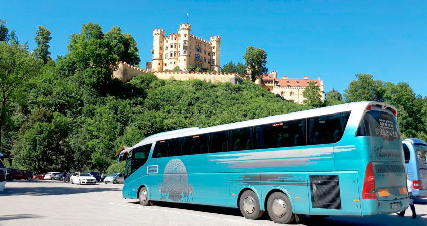 Autobús 70 Plazas