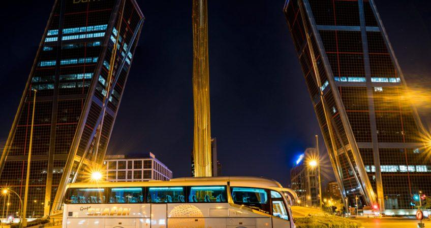 Profesionalidad autobuses grupochapin